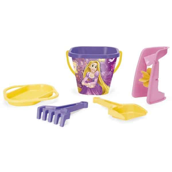 Disney Princess komplet do piasku 5 el.